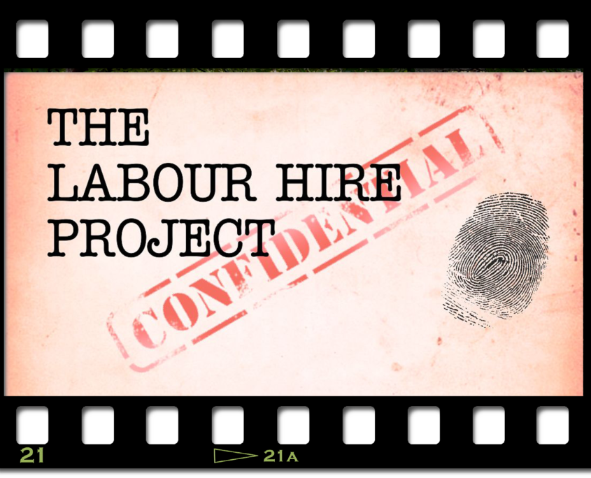 The Labour Hire Project